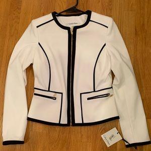 Calvin Klein, suit jacket